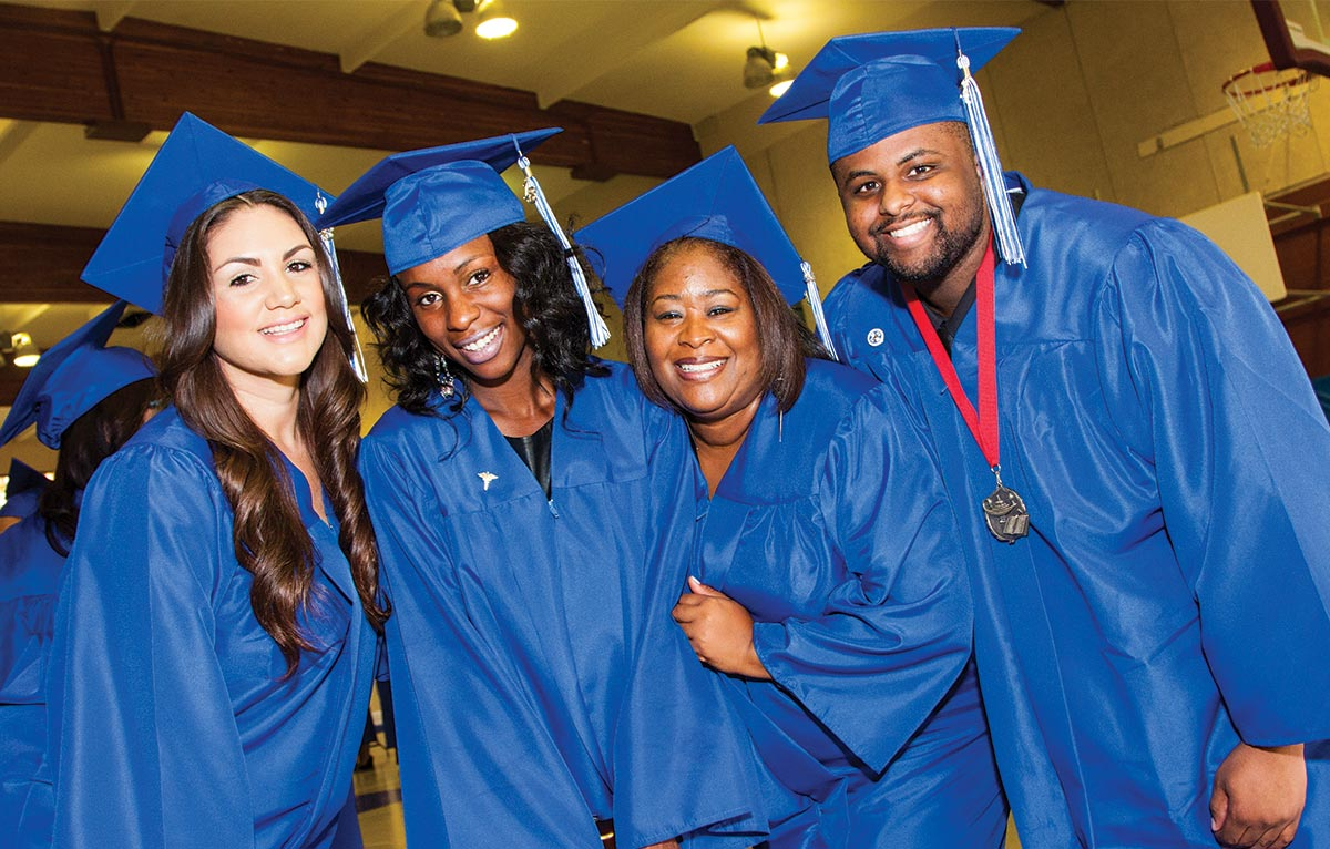 Commencement is Friday, June 30