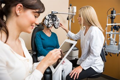 North-West College (NWC) Now Enrolling for Eyecare Specialist Program at Riverside Campus
