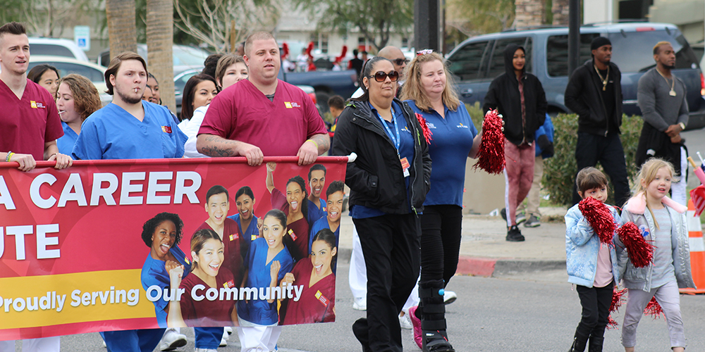 NCI Participates in Las Vegas Martin Luther King Jr. Parade