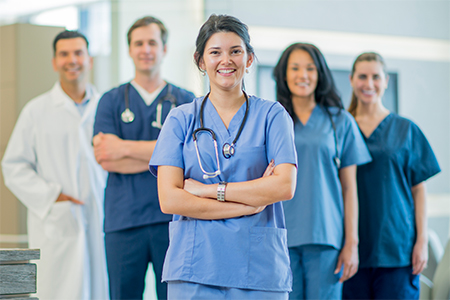 GCC Clinical Partnership with  Adventist Health Glendale